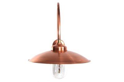 dennis wissink koperen buitenlamp stallamp boog 2