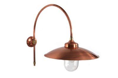 dennis wissink koperen buitenlamp stallamp boog 3